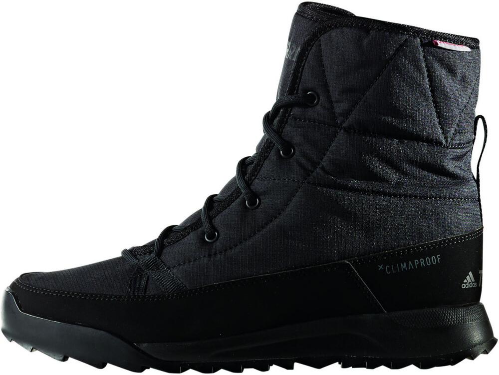 adidas TERREX Choleah Padded Mid Shoes Women grey threecore black/grey two 37 1/3 2017 Trekking- & Wanderschuhe EEqRWE9